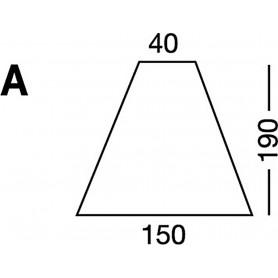 ANCORA VULCAN INOX KG.4