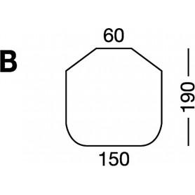 ANCORA VULCAN INOX KG.25