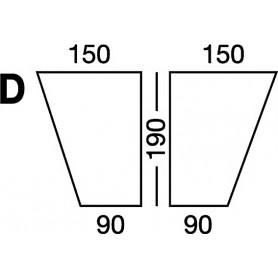 FASCETTA INOX MM.9 (16-25)