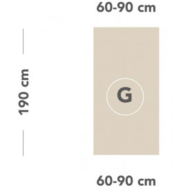 FASCETTA INOX MM.12 (50-70)