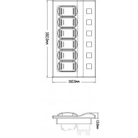 TRASDUTTORE POPPA GT21-TM