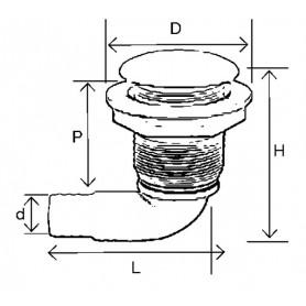 CERNIERA INOX