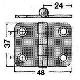 AERATORE PERSIANETTA INOX 115X125