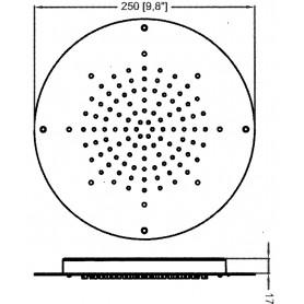 SERBATOIO PLAST.LT.45 ACQUA