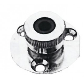 COPPIA FANALI INOX A LED