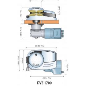 SALPA ANCORA DP3 1500 WATT 24V