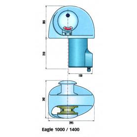 LUCI LED 12-28/V 60W LUNGH.1062MM