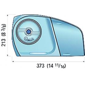 GALLOCCIA INOX MM 250