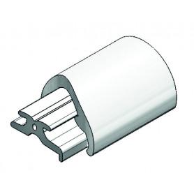 TUBO IN PVC RETINATO MM.19