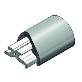 TUBO PVC SPIRALE INOX MM 14
