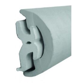 TUBO PVC SPIRALE INOX MM 18