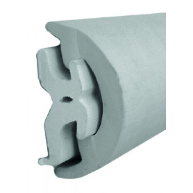 TUBO PVC SPIRALE INOX MM 35