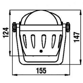 BASE INOX 316 X FILTRO