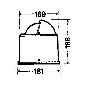 FRIGORIFERO LT.115 C115IA