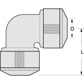 CARTUCCIA RACOR 2040 10 MICRON