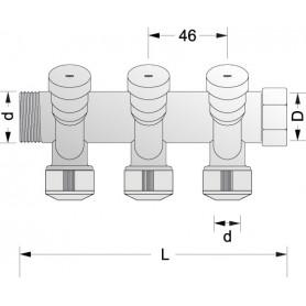 SILICONE NERO ML.310 SER 2000